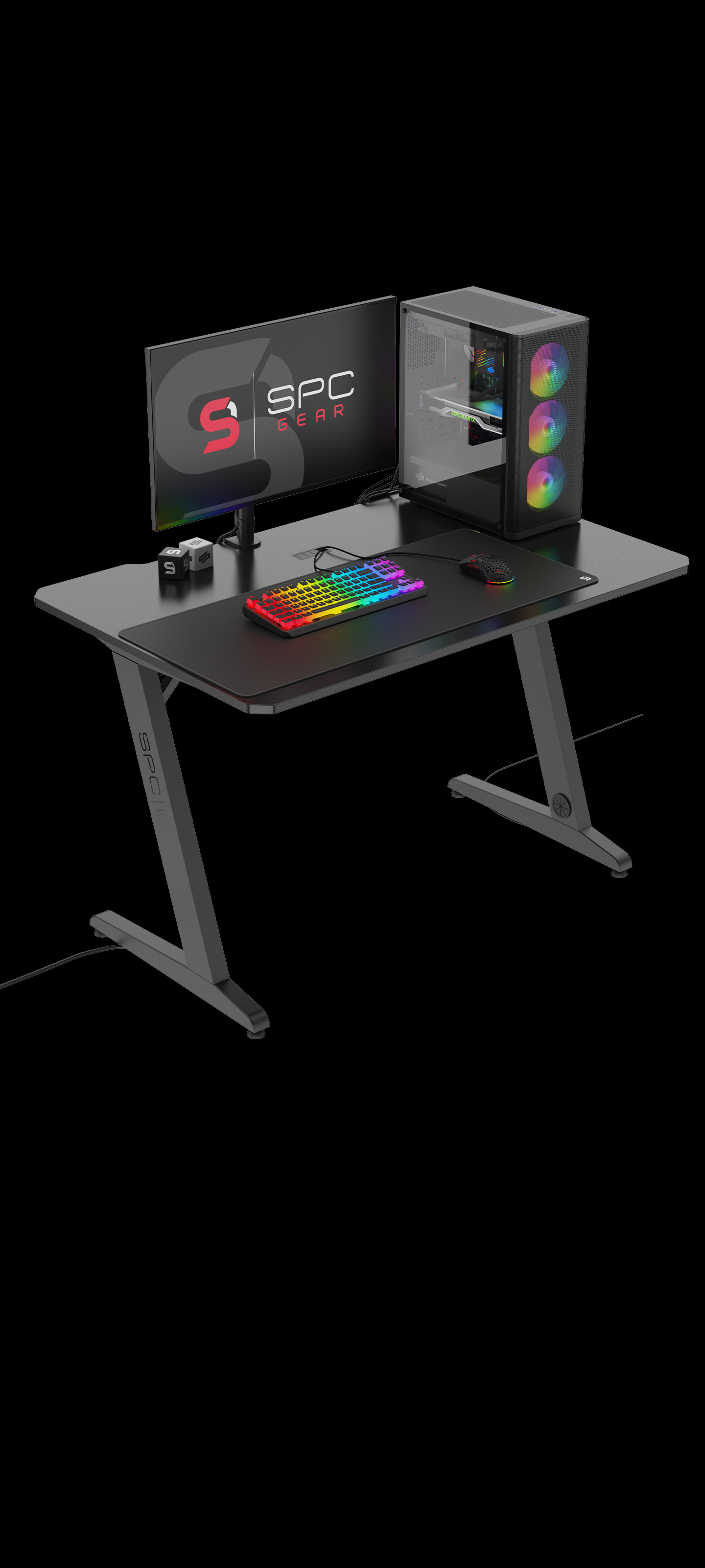 Biurko dla gracza SPC Gear GD100
